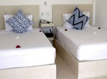 Seri Resort Gili Meno Lombok - Suite Twin Garden View Last Minute Save 12,5% discount!