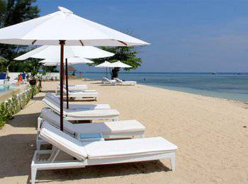 Seri Resort Gili Meno Lombok - Suite Double Sea View Regular Plan