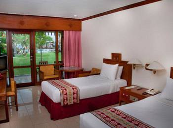Inna Grand Bali Beach Bali - Superior Garden Wing Room Only Last Minute 3 Days