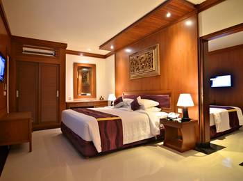Inna Grand Bali Beach Bali - Deluxe Sea View Tower Last Minutes 28%