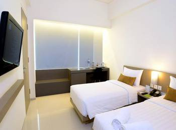 Grand Zuri Lahat - Superior Twin Room Regular Plan