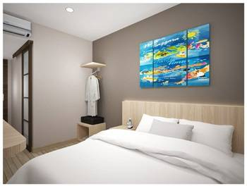 Central Front One Inn Airport Jakarta Tangerang - Deluxe Room Only Book Now and Save 20%