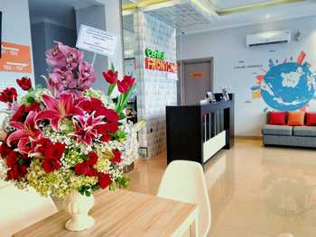 Central Front One Inn Airport Jakarta