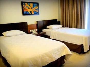 Flamboyan Hotel Tasikmalaya Tasikmalaya - Deluxe Room Regular Plan
