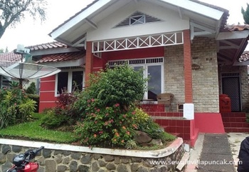 Santibi's Villa Kota Bunga Melati F