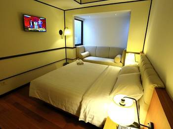 Namin Dago Hotel Bandung - Nice Double Room Regular Plan