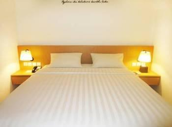 Namin Dago Hotel Bandung - Simple Double Room Only Regular Plan