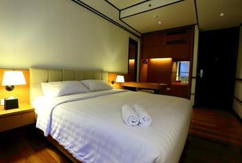 Namin Dago Hotel Bandung - Nice Double Room Only Last minute