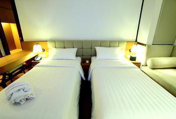 Namin Dago Hotel Bandung - Nice Twin Room Only Regular Plan