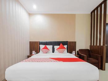 OYO 308 Grand Pacifik Hotel Makassar - suite double Regular Plan
