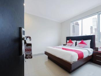 OYO 308 Grand Pacifik Hotel Makassar - Standard Double Room Regular Plan