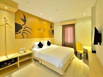 Hotel Zodiak Asia Afrika Bandung - Superior King Room Only Regular Plan