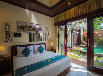 Kayu Suar Bali Luxury Villas and Spa Bali - 1 Bedroom Private Pool Villa Breakfast Regular Plan