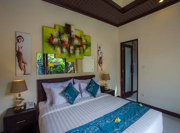 Kayu Suar Bali Luxury Villas and Spa Bali - 2 Bedroom Private Pool Villa Breakfast Regular Plan