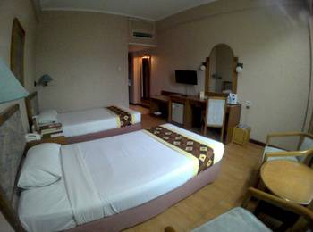 Hotel Agas International Solo Solo - Moderate Room Regular Plan
