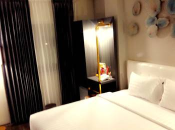Couleur Hotel Cengkareng - Superior Room Only ( Twin Bed ) Regular Plan