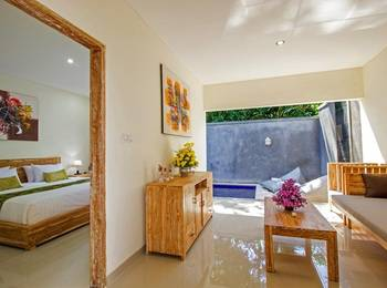 Uma De Villa Bali - One Bedroom Villa with Private Pool Room Only Save 10%