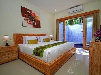 Uma De Villa Bali - One Bedroom Villa Regular Plan