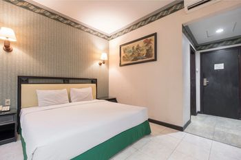 Hotel Yasmin Makassar - Deluxe Double Room Regular Plan