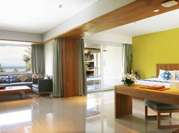 Hotel Nikko Bali Benoa Beach Bali - Family Suite Flash Sale
