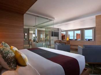 Hotel Nikko Bali Benoa Beach Bali - Oceanfront Rooftop Suite Flash Sale