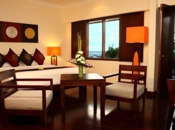 Hotel Nikko Bali Benoa Beach Bali - Deluxe Ocean Room Regular Plan