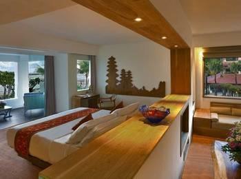 Hotel Nikko Bali Benoa Beach Bali - Oceanfront Suite Flash Sale