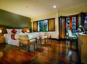Hotel Nikko Bali Benoa Beach Bali - Family Room Flash Sale