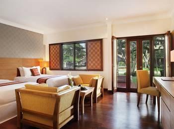Hotel Nikko Bali Benoa Beach Bali - Deluxe Garden Room Regular Plan