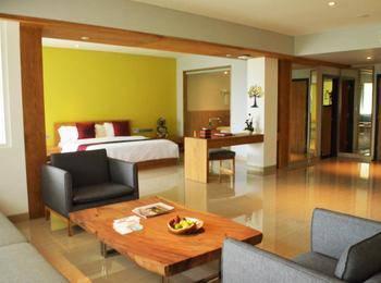 Hotel Nikko Bali Benoa Beach Bali - Ocean View Suite Premiere Flash Sale
