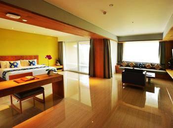Hotel Nikko Bali Benoa Beach Bali - Ocean View Suite Flash Sale