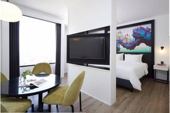de Braga by Artotel Bandung - Studio 35 Room Only Regular Plan