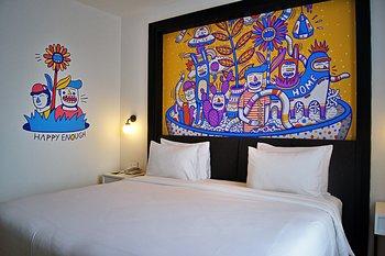 de Braga by Artotel Bandung - Studio 28 Room Only Non Refundable Regular Plan