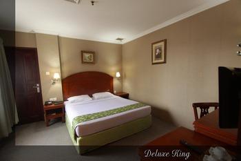 Hotel Antares Medan - Deluxe Room  Regular Plan
