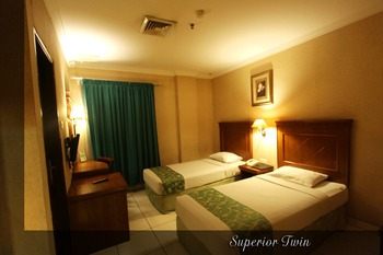 Hotel Antares Indonesia Medan - Superior Room Only Regular Plan