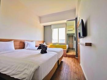 Zuri Express Banjarmasin Banjarmasin - Express Twin Room Only Kurma Deal