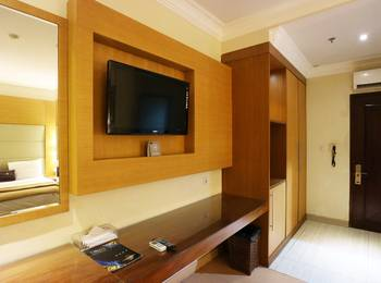 Coin's Hotel Jakarta Jakarta - Standard Double Room Only Long Stay 3N Promotion