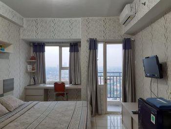 Rose Rooms @ Apartemen Margonda Residence Depok - Studio Studio Room Only NR Minimum Stay