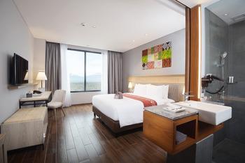 Kokoon Hotel Banyuwangi Banyuwangi - Deluxe Room Only SAFECATION