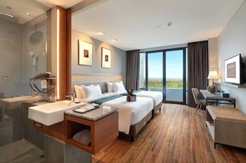 Kokoon Hotel Banyuwangi Banyuwangi - Deluxe Balcony Room Only SAFECATION