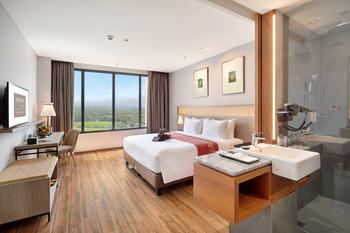 Kokoon Hotel Banyuwangi Banyuwangi - Deluxe Room SAFECATION