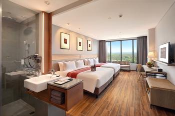 Kokoon Hotel Banyuwangi Banyuwangi - Family Room Only Regular Plan