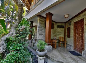 Taman Harum Cottages Bali - Deluxe Garden View Regular Plan