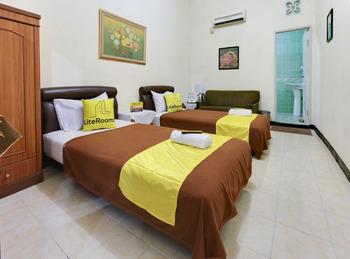 Lite Rooms Bogor Guest House Bogor - Twin Bed Regular Plan