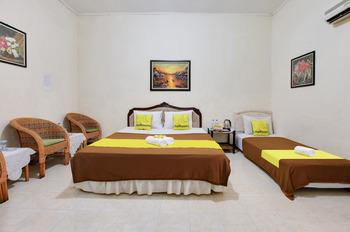 Lite Rooms Bogor Guest House Bogor - Family Room Regular Plan