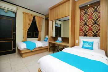 Airy Eco Syariah Pontianak Tenggara Ahmad Yani Sepakat Dua 8 - Standard Twin Room Only Special Promo Oct 50
