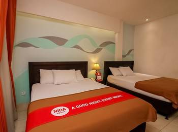 NIDA Rooms World Peace Gong Sanur - Double Room Double Occupancy Regular Plan