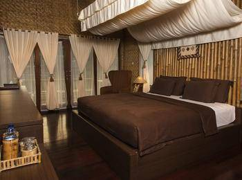 Kampung Sampireun   - 2 Bed Room Bungalow Hill View with Breakfast Special Promo, 10% Discount