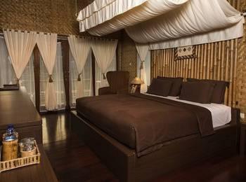 Kampung Sampireun   - Bungalow Waluran Suite Lake Room Only RAMADHAN PROMO