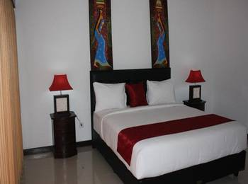 Palm Garden Bali Hotel Bali - Deluxe Double Room Regular Plan